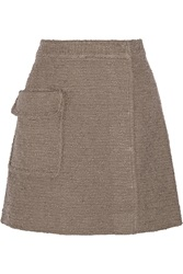 Jill Stuart Kori Boucle Tweed Skirt