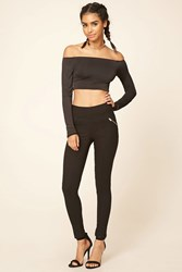 Forever 21 Stretch Fit Skinny Jeans