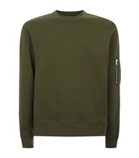 Sandro Enemy Ma 1 Sweatshirt Male Green