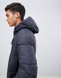 Selected Homme Padded Coat Grey