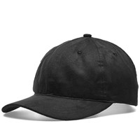 Olaf Hussein Cap End. Exclusive Black