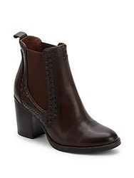 Liebeskind Round Toe Chelsea Boots Brown