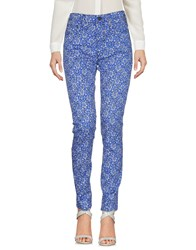 Cycle Casual Pants Bright Blue