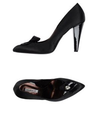 Mortarotti Montenapoleone Pumps Black