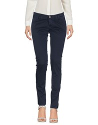 Fifty Four Casual Pants Dark Blue