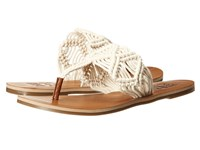 Billabong Setting Free Sandal Natural Women's Toe Open Shoes Beige