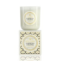 Voluspa Maison Blanc Boxed Candle Gardenia Colonia
