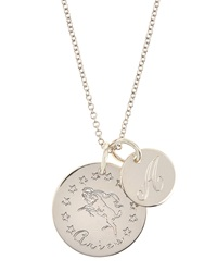 Emily And Ashley Sterling Silver Customizable Charm Necklace Q