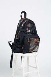Free People Womens Infinity Studded Backpack