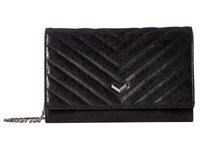 Botkier Soho Quilted Wallet On A Chain Black Wallet Handbags