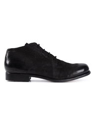 The Last Conspiracy 'Hall' Ankle Boots Black