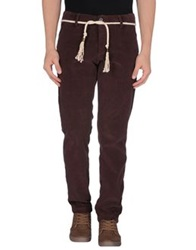 Basicon Casual Pants Brown