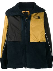 The North Face Panelled Logo Padded Jacket 60