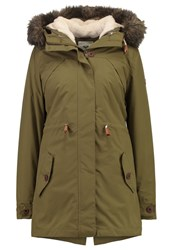 Roxy Amy 2In1 Winter Coat Military Olive