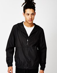 Only And Sons Leopold Anorak Black