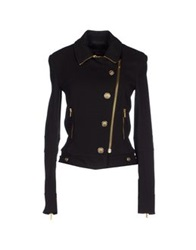 Versus Jackets Black
