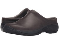 Merrell Encore Chill Smooth Espresso Men's Slip On Shoes Brown