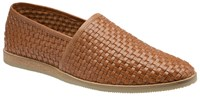 Frank Wright Taxi Mens Loafers Tan