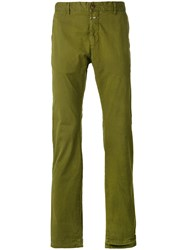 Closed Classic Chinos Green