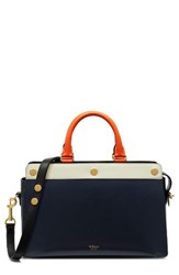 Mulberry Chester Multicolor Leather Satchel