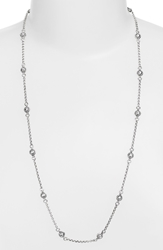 Konstantino 'Classics' Station Necklace Silver