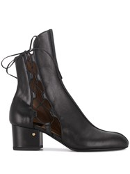 Laurence Dacade Cut Out Detail Ankle Boots 60