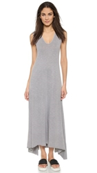Feel The Piece Lola Maxi Dress Grigio