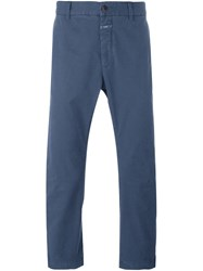 Closed Chino Trousers Blue