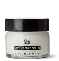 Dr. Jackson's Natural Products 04 Organic Coconut Melt 15Ml Black
