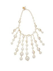 Rosantica By Michela Panero Epica Faux Pearl Necklace Pearl