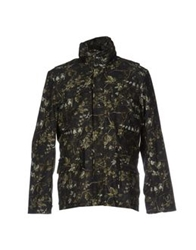 Patrik Ervell Jackets Dark Green