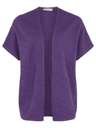 Windsmoor Textured Cardigan Purple