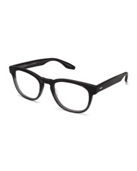 Barton Perreira Byron Universal Fit Square Optical Frames Matte Turtle Dove Multi