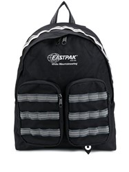 Eastpak Lab X White Mountaineering Doubl'r Backpack Black