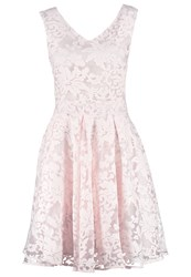 More And More Summer Dress Rosy Nude Rose