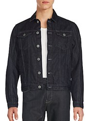 Calvin Klein Jeans Long Sleeve Denim Jacket Rinse