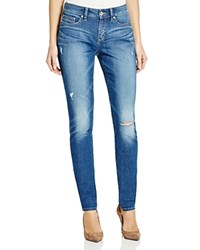 Yummie Tummie Yummie By Heather Thomson Skinny Jeans In Rugged Wash