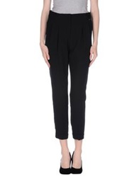 Ice Iceberg Casual Pants Black