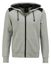 Tom Tailor Denim Tracksuit Top Melange Mottled Grey