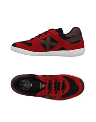 Munich Sneakers Red