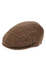 Wigens Men's Wool Driving Cap