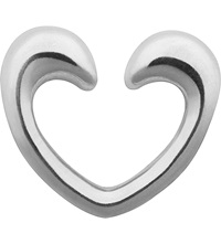 Links Of London Heart Sterling Silver Charm Catcher