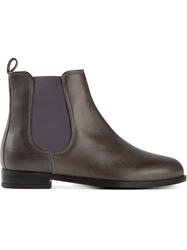 Anna Baiguera 'Beatles' Boots Grey