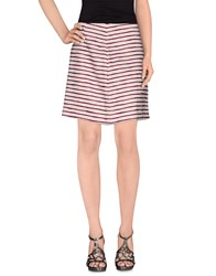 Roberto Collina Skirts Knee Length Skirts Women Mauve