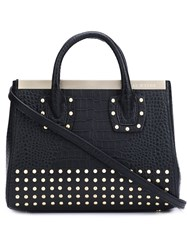 Thomas Wylde Studded Tote Black