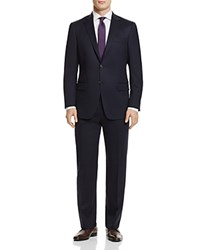 Hart Schaffner Marx Solid Basic New York Classic Fit Suit Navy
