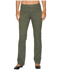 Royal Robbins Herringbone Discovery Strider Bootcut Pants Climbing Ivy Women's Casual Pants Multi