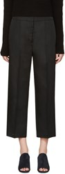 Won Hundred Black Cropped Maria Trousers