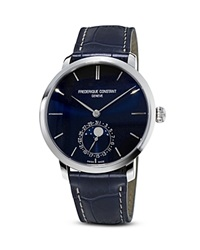 Frederique Constant Manufacture Slimline Moonphase Watch 42Mm