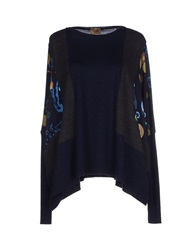 Alviero Martini 1A Classe Sweaters Dark Blue